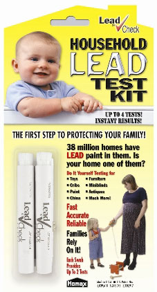 LeadCheck Lead Paint Testing Kit